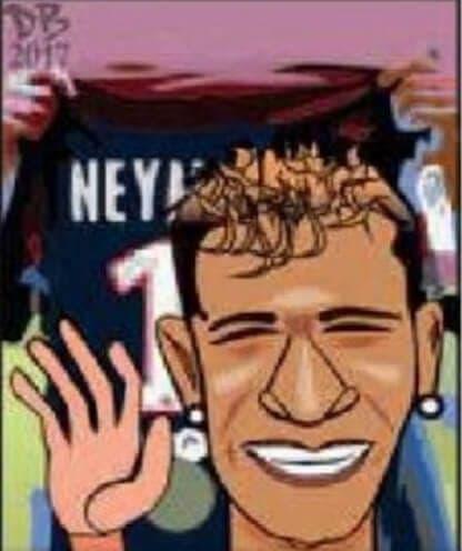O valor de uma marca chamada Neymar